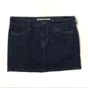 Old Navy Mini Jean Skirt 6
